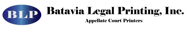 Batavia Legal Printing